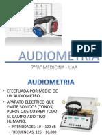 Audiometria y Potenciales Evocados de Tallo Cerebral