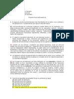 examen Bioquimica 2