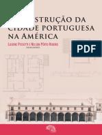 A Construção Da Cidade Portuguesa Na America.