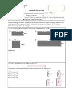 Área y perímetro de figuras planas 5° y 6°