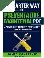 A Smarter Way of Preventative Maintenance eBook