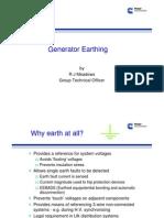 Generator Earthing