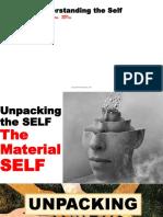 The Material Self UTS