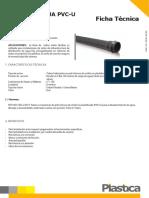 Ficha Tecnica Agua Uf Plastica Iso 1452
