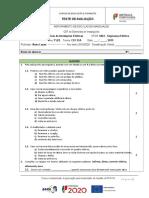 4 - Teste Ufcd 6044