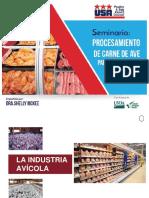 Procesamiento de Carne de Ave Para Productos de Valor Agregado