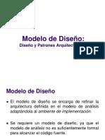 Modelo de Diseno 1(Patrones Arquitectonicos)