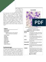 Cancer hematologico