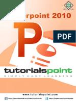 Powerpoint toturial