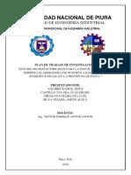 Proyecto- Formulacion y Evaluacion