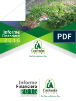 Informe Financiero 2016 Comfenalco