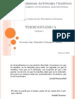 Termodinamica Unidad i 2019 Completo