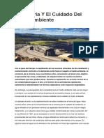 La Minería Y El Cuidado Del Medio Ambiente.docx