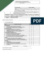 1. List_chequeo_desempeño Del Proyecto de Investigación