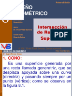 Capítulo 08B Intersección de Recta Con Superficie