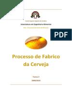 FABRICAÇÃO DE CERVEJA - Eng Ali