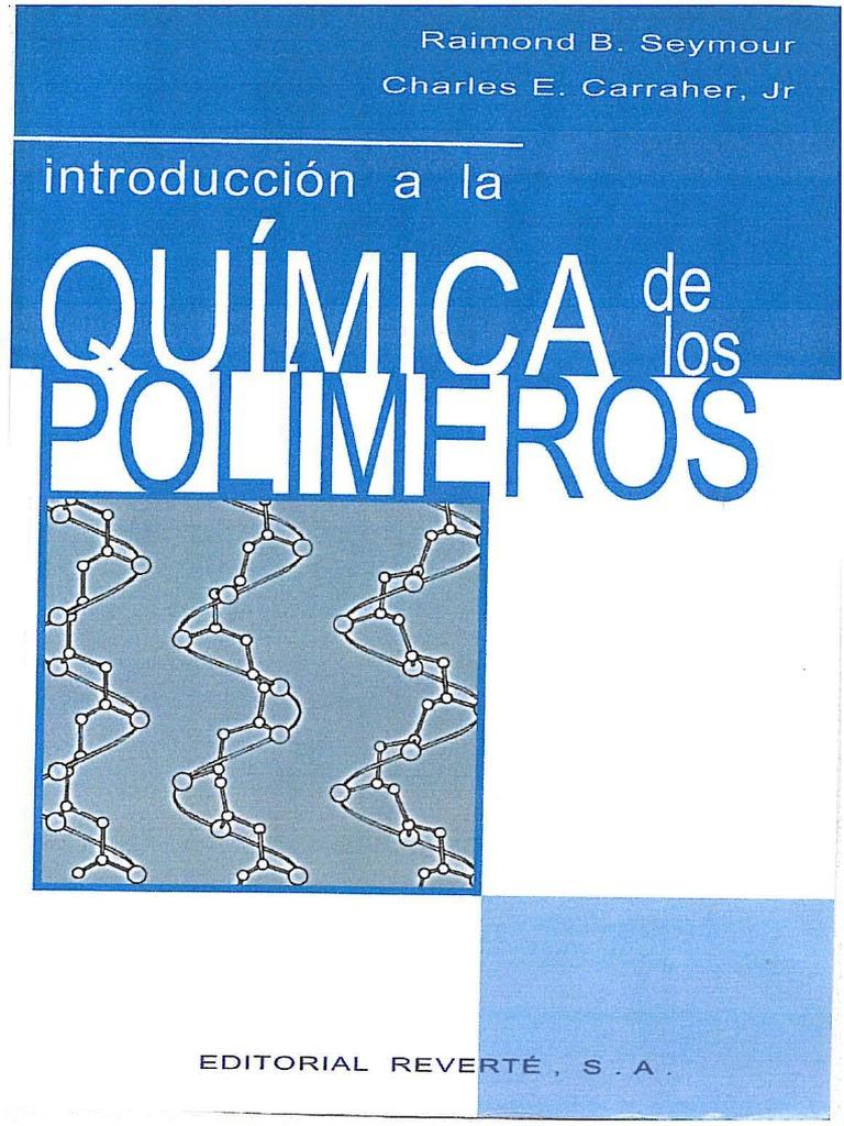 Polimeros Polímeros Plástico
