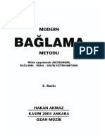 Hakan Akmaz - Baglama Metod 1