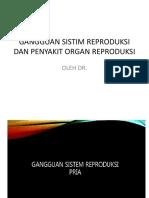 GANGGUAN SISTIM REPRODUKSI DAN PENYAKIT ORGAN REPRODUKSI.pptx