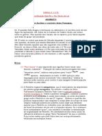 Gálatas 2 Fé Versus Obra Da Lei Cartas de Paulo