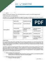 Farmacologia- Antibióticos e Antirretrovirais