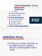 3. Forces.