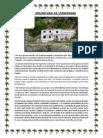 Mito Casa Encantada de Lunahuana