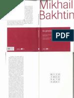 Bakhtin,M.os Gêneros Do Discruso Mikhail Bakhtin