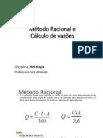 Aula - Método Racional.pptx