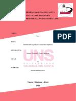 Física I - Práctica de Laboratorio 01 - ecuaciones empíricas
