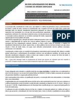 Ordem dos Advogados do Brasil x