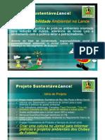 Projeto de Sustentabilidade Ambiental - Jornal Lance
