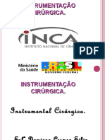 Instrumentao Cirurgica Oficial