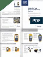 Fluke Networks - Industrial Ethernet Brochure