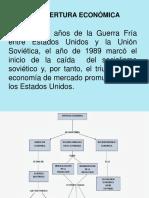 La Apertura Economica 1990-1994 (2)