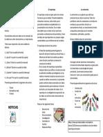 Resumen GENEROS PERIODISTICOS INFORMATIVOS