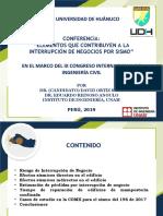 Conferencia IN_Congreso Huánuco