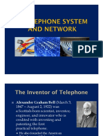 Telephone network system part 1