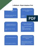 scientific process poster