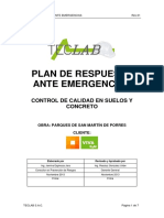 Anexo 07 Plan de Respuesta Ante Emergencias