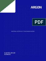 Argon - Catalogo 2018