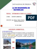 g.a. i Unidad (Clase 1-2016)