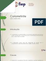 Coriorretinite.pptx
