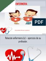 Ejercicio Profesional de Enfermería