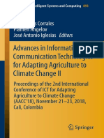 Advances in Information and Communication Technologies for Adapt 2019