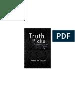 Truth Pricks