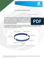 Ciclo de Vida Sistemas de Información