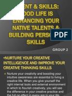 Talent Skills