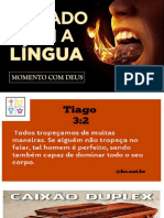 o Cuidado Com Lingua
