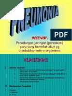 Pneumonia 2016